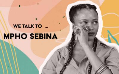 A talk with Mpho Sebina