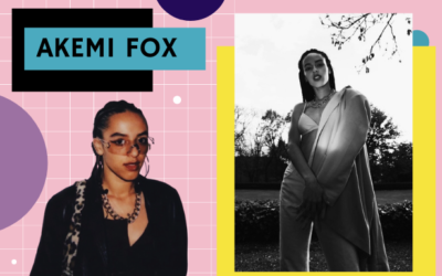 British singer Akemi Fox introduces us to her chill vibes