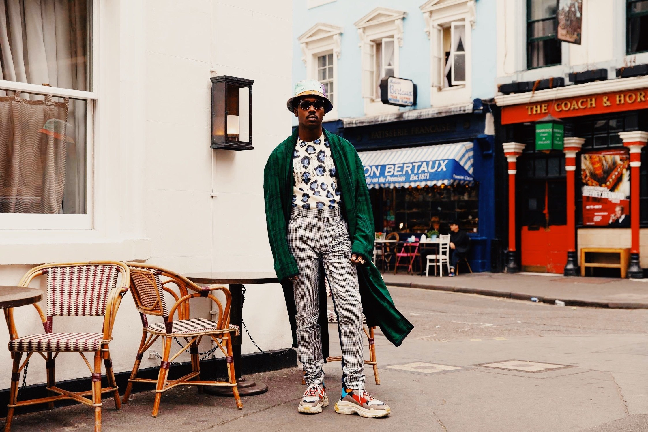 Channel Tres is on our 2020 end of the year curated playlist